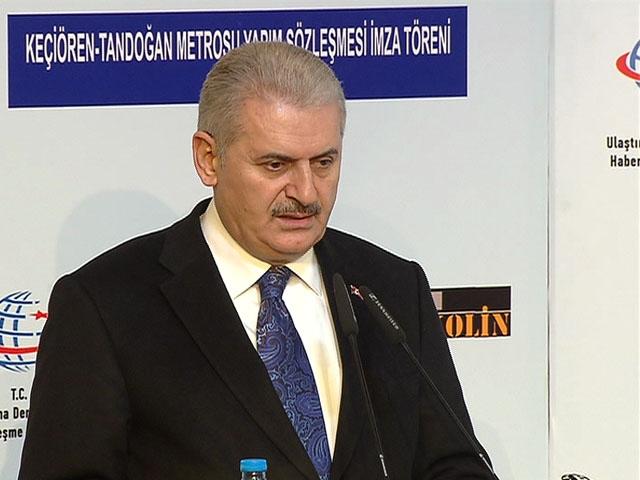 Ankara-Keçiören Metrosu İçin İmzalar Atıldı