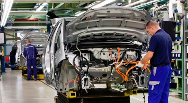 Otomotiv sektöründen milyar dolarlık ihracat