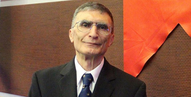 Aziz Sancar: Ülkem adına gurur duydum