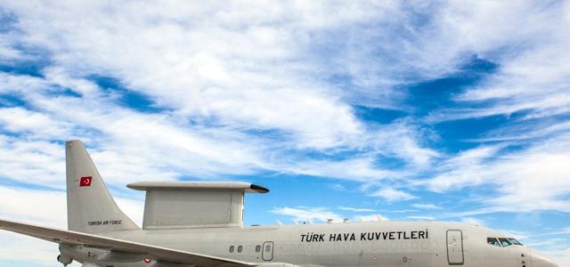 TSK'dan sınıra 'uçan göz'