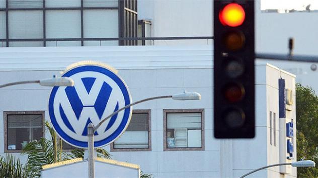 Volkswagen çalışanlarının evleri arandı