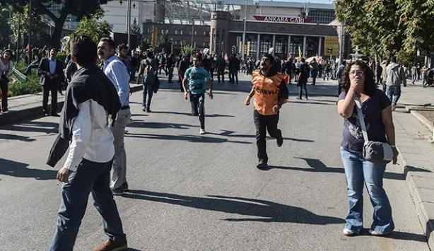 Ankaradaki patlamada ölü ve yaralı sayısı açıklandı