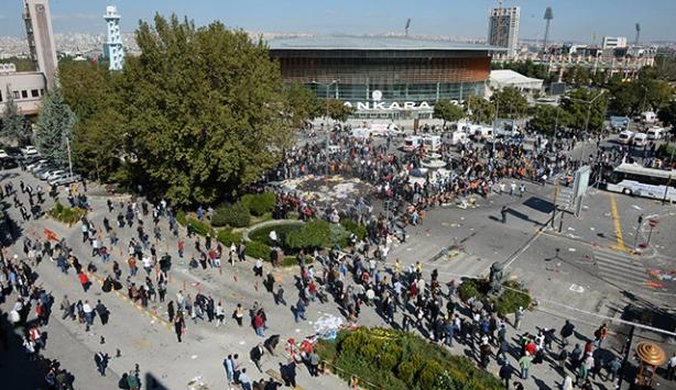 Patlama sırasında meydanda 14 bin kişi vardı