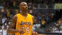 Kobe son kez sahne alıyor