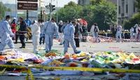 Ankaradaki saldırıyla ilgili 3 emniyet müdürü görevden alındı
