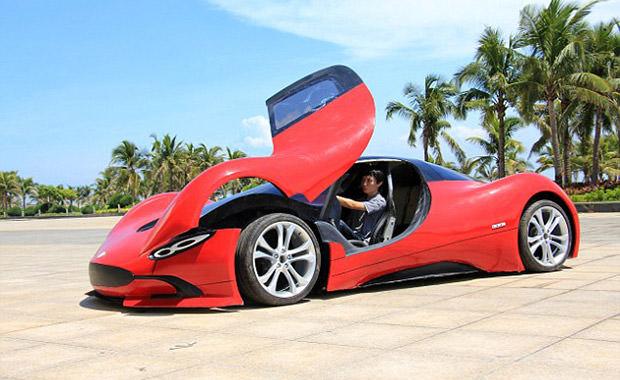 10 Bin Liraya Spor Araba Yaptı Trt Haber Foto Galeri