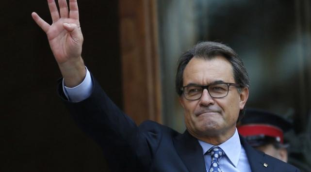 Katalonya Başkanı mahkemede ifade verdi