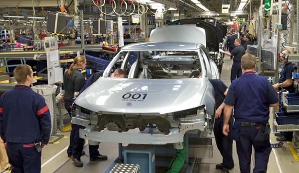 Yerli Otomobilde Saab 9-3ün platformu kullanılacak