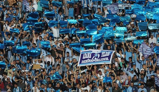 Adana Demirspor Adanaspor maçına doğru