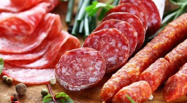 İşletmiş et tüketimi kanser riskini artırıyor
