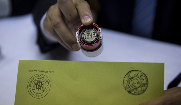 Yurt dışındaki oyların Türkiyeye getirilmesi sürüyor