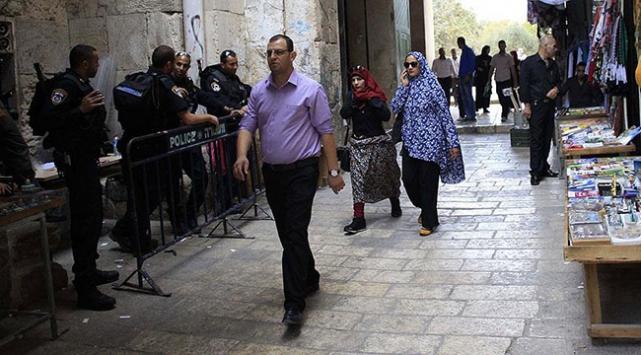 Arap mahallelerinin yönetimi Filistine verilsin