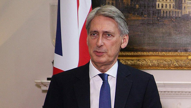 İngiltere Dışişleri Bakanı Hammondun Körfez turu