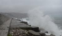 Orta Karadenize kuvvetli yağış uyarısı