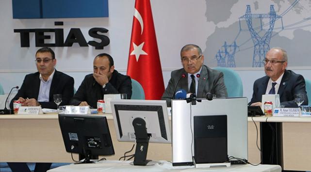 TEİAŞda seçim güvenliği toplantısı