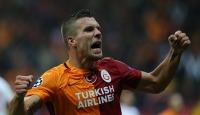 Podolski, hedeflerini açıkladı