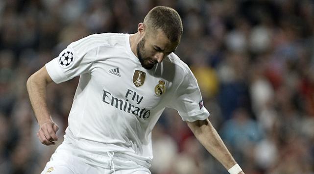 Karim Benzema mahkemeye sevk edildi