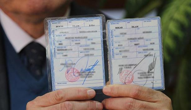 Nüfus cüzdanlarına artık bekar yazılmayacak