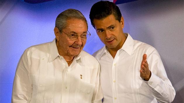 Meksika ve Küba ilişkileri derinleşiyor