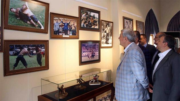 Atatürkün ziyaret ettiği tarihi bina müzeye dönüştürüldü