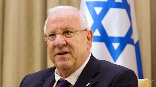 İsrail cumhurbaşkanı AB ziyaretini iptal etti
