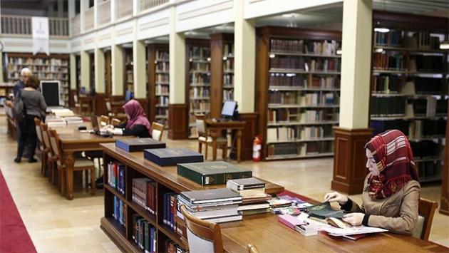 IRCICAdan Osmanlıca eserler için tarihi adım