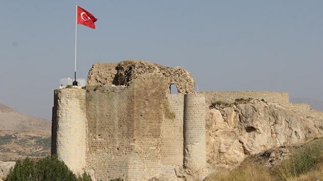 """Harput Kalesi """"Dünya Miras Listesi"""" için hazırlanıyor"""