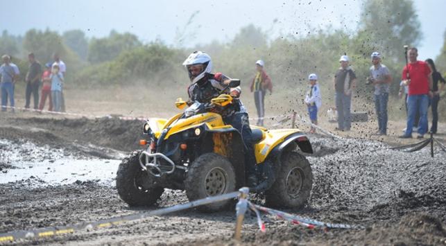 Türkiye ATV Şampiyonası Bodrumda başladı