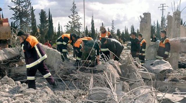 Suriyede 2 Patlama: 25 Ölü