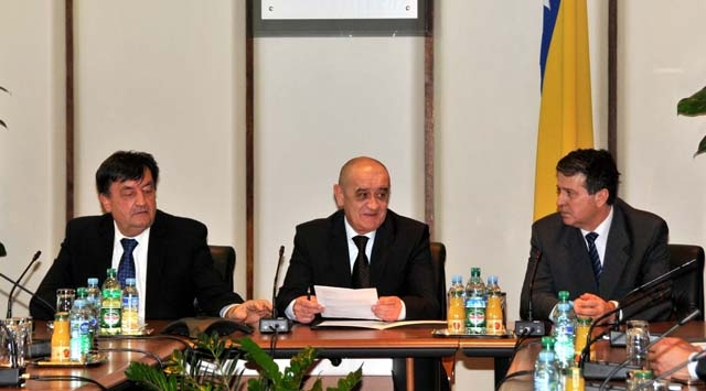 Bosna Hersekte Yeni Hükümet Kuruldu