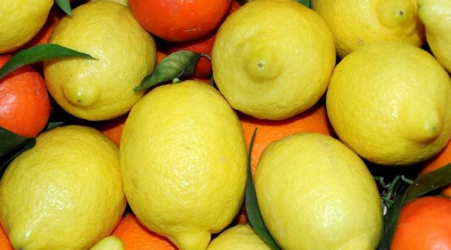 Sabah akşam bir limon