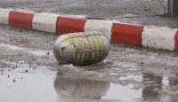 Sahile Vuran İlginç Cisim Heyecan Yarattı