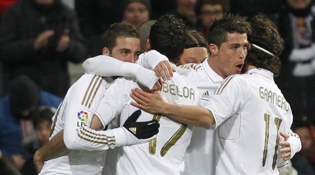Real Madrid Açık Ara Zirvede