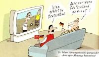 İşte Alman Karikatüristlerin Gözünden Türkler