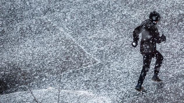 Pastırma sıcakları bitiyor, kar geliyor