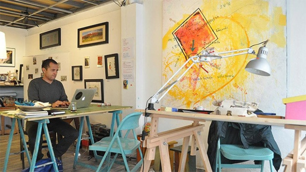 Türk ve Suriyeli sanatçılar Artherede buluşuyor