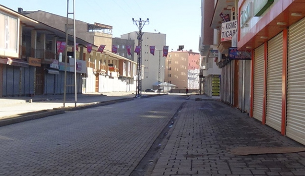 Diyarbakırdaki sokağa çıkma yasağı kaldırıldı