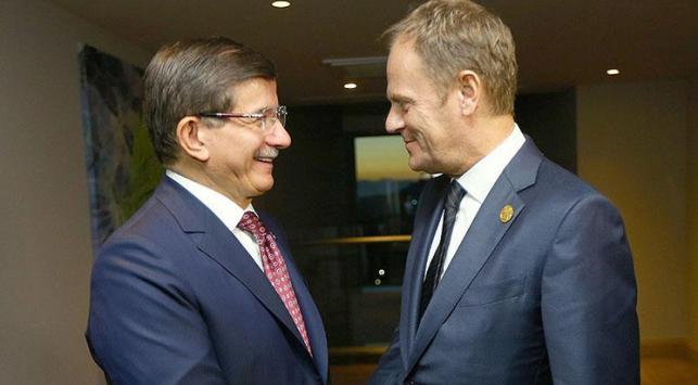 AB-Türkiye Zirvesi için çağrı