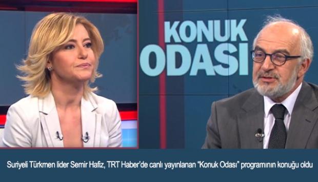 Semir Hafez: Türkmen Dağı düşmedi