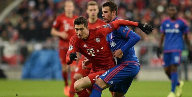 Bayern Münih liderliği garantiledi