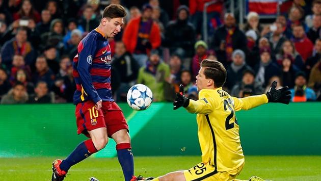 Barcelona'dan bir düzine gol