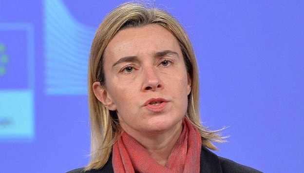 AB Yüksek Temsilcisi Mogherini Lavrovu aradı