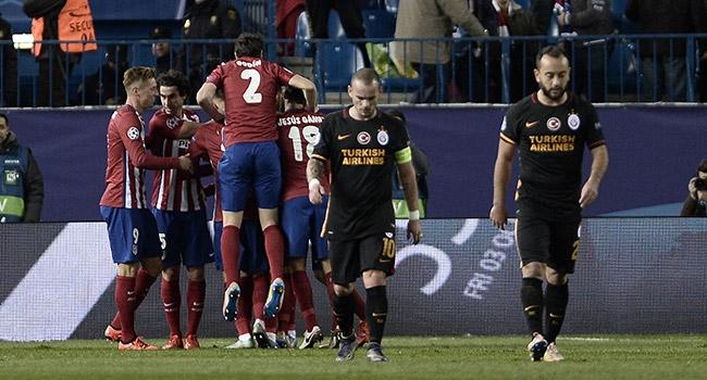 Galatasaray'da yeni hedef UEFA Avrupa Ligi