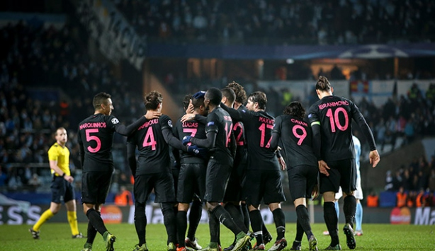 Malmö PSG 0-5 maç özeti ve golleri izle