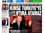 27 Kasım 2015 Gazete Manşetleri