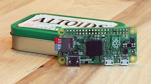 Dünyanın en ucuz bilgisayarı Raspberry Pi Zero