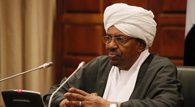 Sudan Devlet Başkanı Beşir BAEde