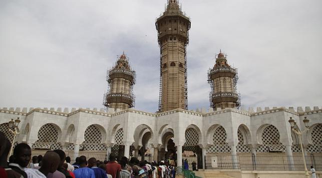 Senegalde Magal günü kutlandı