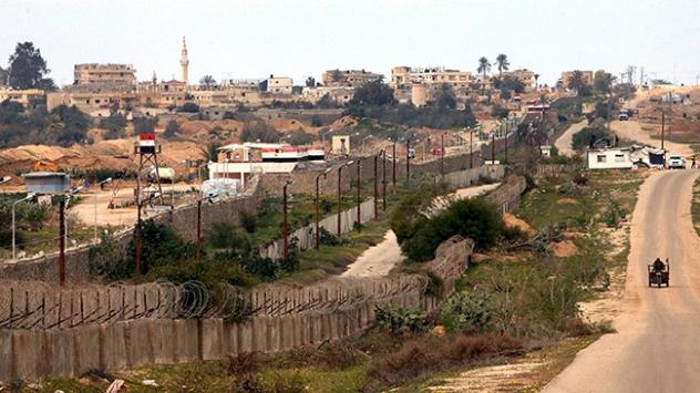Mısırın tünel ısrarı Filistinlileri endişelendiriyor