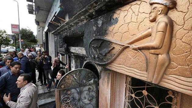 Kahirede gece kulübüne saldırı, 16 kişi öldü